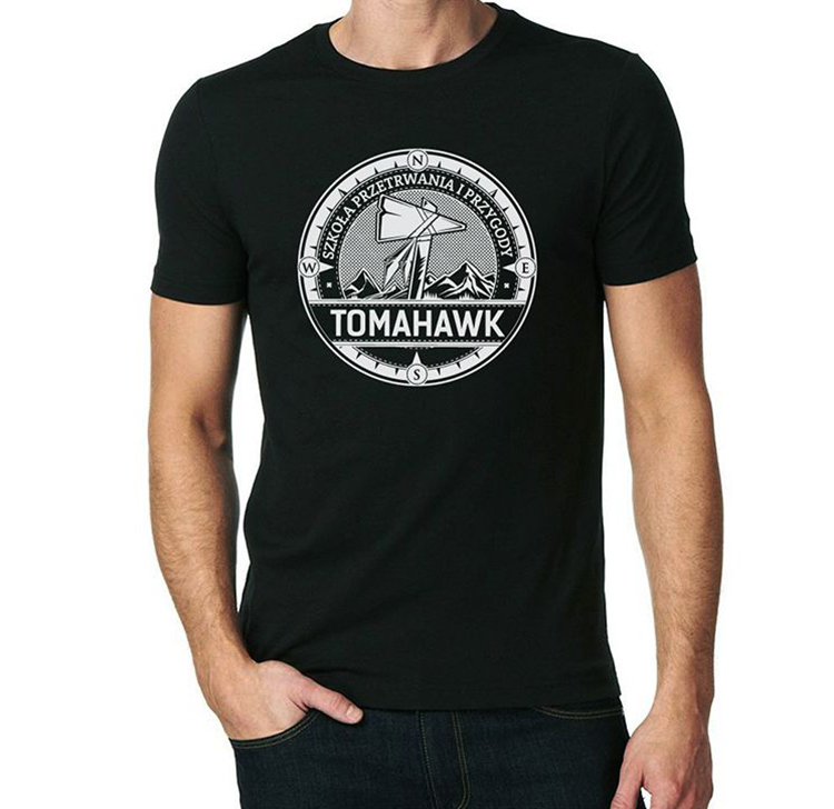 KREYATIF Studio grafiki i reklamy - logo - tomahawk