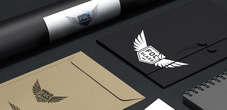 KREYATIF Studio grafiki i reklamy - logo - folglass