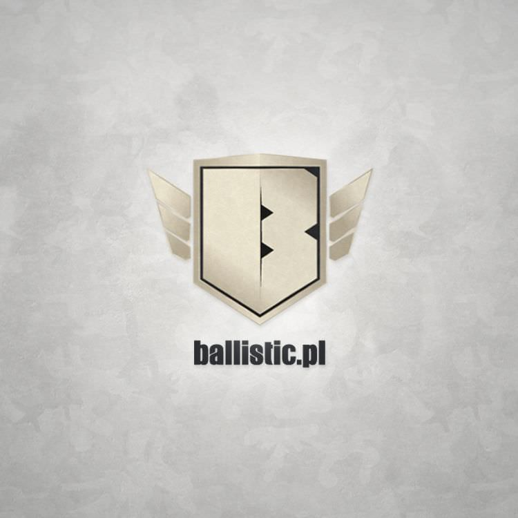 KREYATIF Studio grafiki i reklamy - logo - ballistic